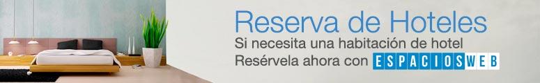 reserva de habitaciones de hotel